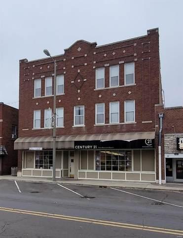 421 S Main, Hillsboro, IL 62049 (MLS #21001683) :: Century 21 Prestige