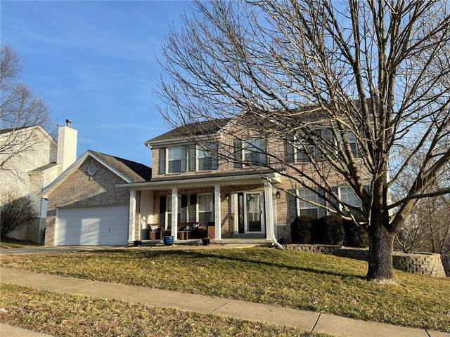 1215 Blue Spruce Lane, Columbia, IL 62236 (#21001739) :: Century 21 Advantage