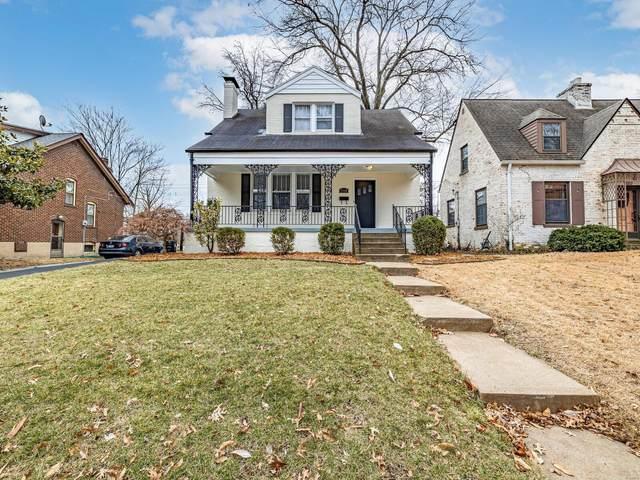 7318 Melrose Avenue, St Louis, MO 63130 (#21001744) :: Hartmann Realtors Inc.