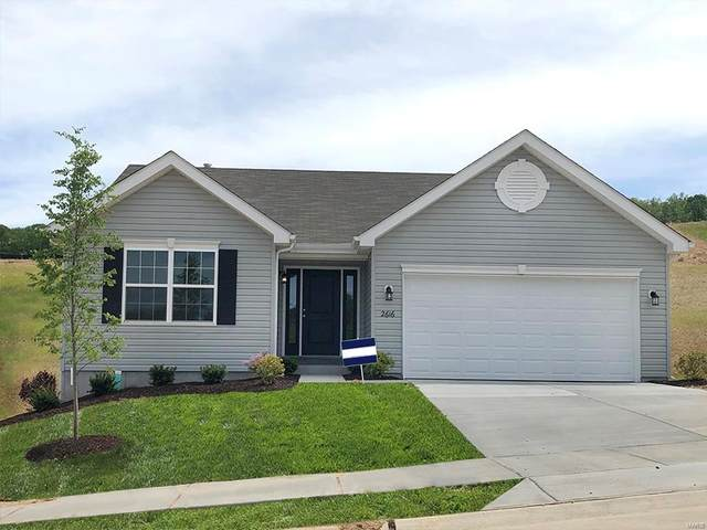 4979 Arbors At Stonegate Drive, Affton, MO 63123 (#21001748) :: Clarity Street Realty