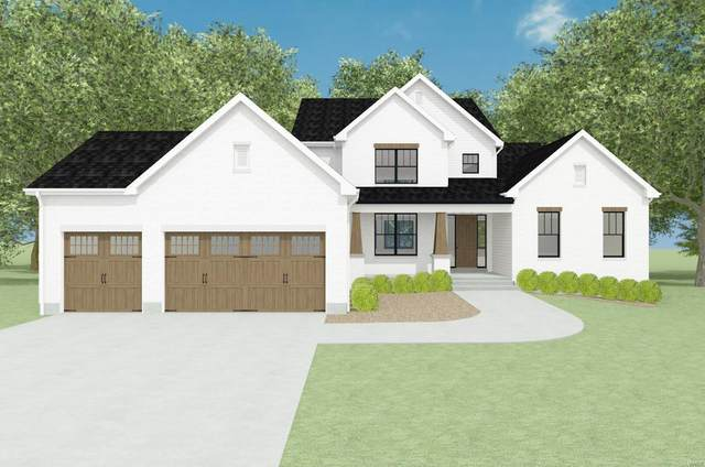 0 Lot #2 Davana Drive, St Louis, MO 63128 (#21001778) :: Parson Realty Group