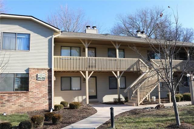 176 Eagle Ridge, O'Fallon, IL 62269 (#21001830) :: Fusion Realty, LLC