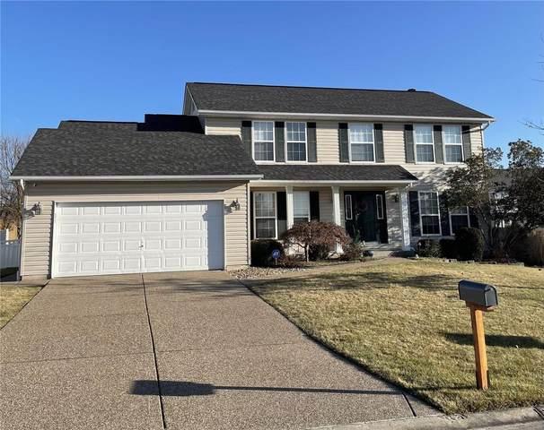 318 Estate Drive, O'Fallon, MO 63366 (#21001861) :: Kelly Hager Group | TdD Premier Real Estate