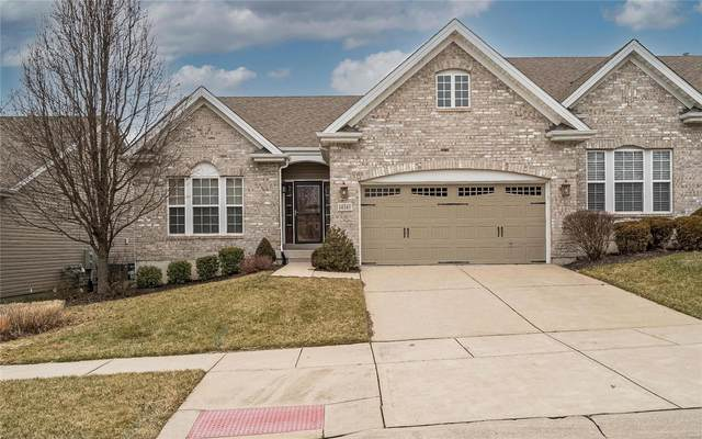 14345 Gatwick Court, Chesterfield, MO 63017 (#21001869) :: Parson Realty Group