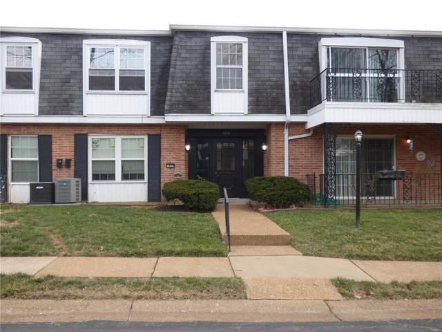 1678 Blue Ridge Drive E, St Louis, MO 63125 (#21001870) :: Clarity Street Realty