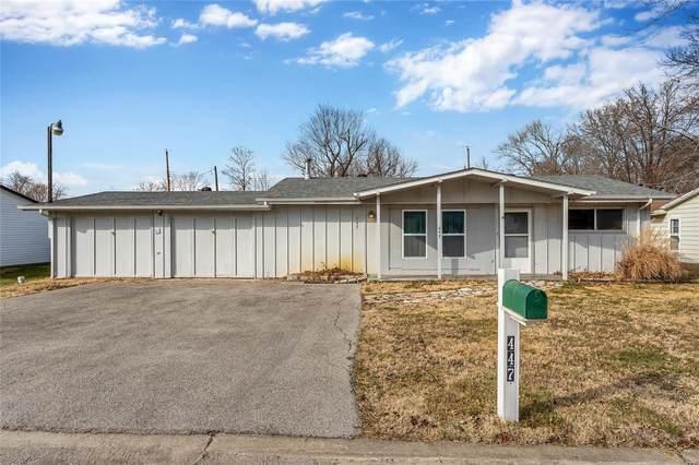447 June Drive, Arnold, MO 63010 (#21001874) :: PalmerHouse Properties LLC
