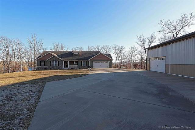 10172 N Carmen Court, Bonne Terre, MO 63628 (#21001886) :: Realty Executives, Fort Leonard Wood LLC