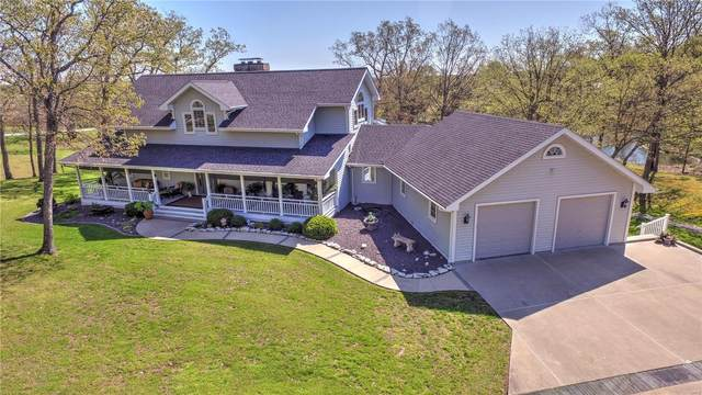1418 Sycamore Lake Drive, Foristell, MO 63348 (#21001906) :: Clarity Street Realty