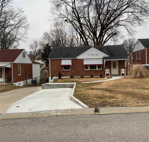 528 Tweed, St Louis, MO 63125 (#21001957) :: Parson Realty Group