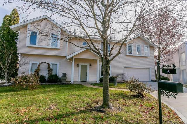 6 Edgewater Island, Lake St Louis, MO 63367 (#21001964) :: Kelly Hager Group | TdD Premier Real Estate