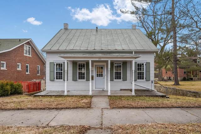 220 W 2nd Street, Hermann, MO 65041 (#21001969) :: Tarrant & Harman Real Estate and Auction Co.