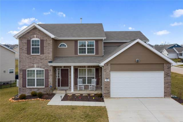 303 Bridge Valley Drive, Imperial, MO 63052 (#21001994) :: Clarity Street Realty