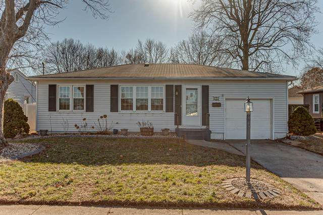 160 Carringer, Wood River, IL 62095 (#21002011) :: Fusion Realty, LLC