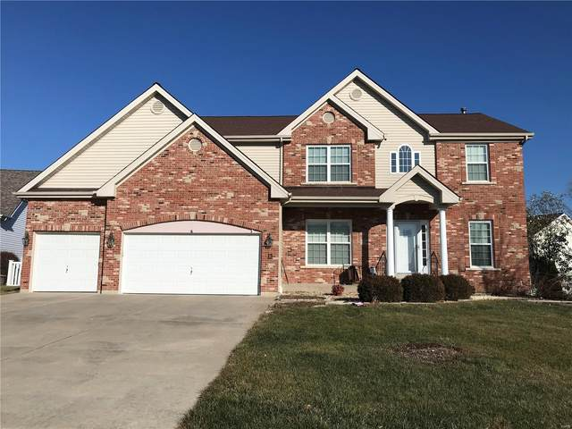 15 Windrose Lake, Dardenne Prairie, MO 63368 (#21002021) :: Kelly Hager Group | TdD Premier Real Estate