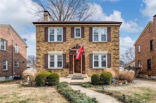 6212 Arendes, St Louis, MO 63116 (#21002034) :: Parson Realty Group