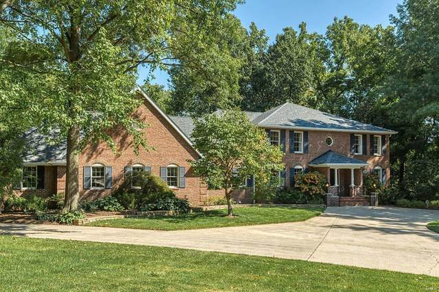 2972 Greenleaf Drive, Saint Charles, MO 63303 (#21002049) :: St. Louis Finest Homes Realty Group