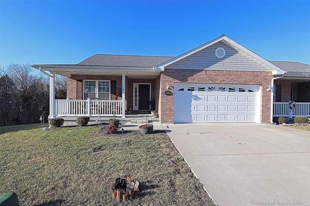 207 Black Oak Drive A, Park Hills, MO 63601 (#21002056) :: Matt Smith Real Estate Group