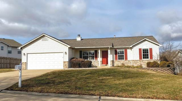 56 E Redford, Saint Charles, MO 63304 (#21002076) :: St. Louis Finest Homes Realty Group