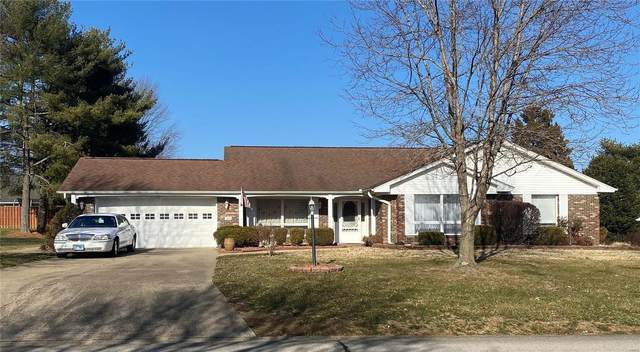 1806 Paula Lane, MARION, IL 62959 (#21002087) :: The Becky O'Neill Power Home Selling Team