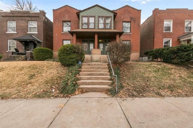 4220 Shaw Boulevard, St Louis, MO 63110 (#21002127) :: Hartmann Realtors Inc.