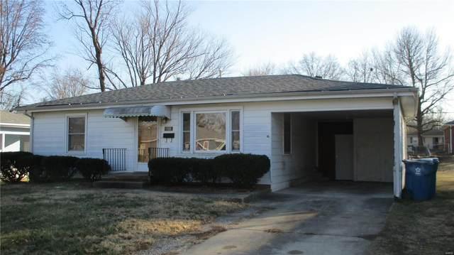 508 Bollman Avenue, Edwardsville, IL 62025 (#21002129) :: Fusion Realty, LLC