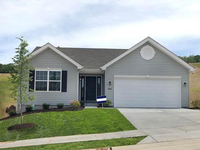 2660 Winding Valley Drive, Fenton, MO 63026 (#21002132) :: PalmerHouse Properties LLC