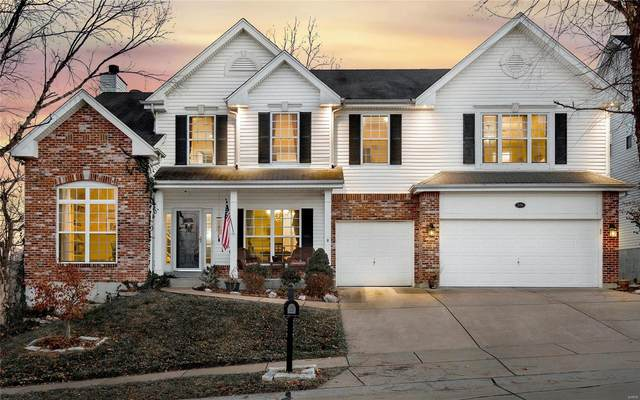 330 Romaine Spring View, Fenton, MO 63026 (#21002137) :: PalmerHouse Properties LLC