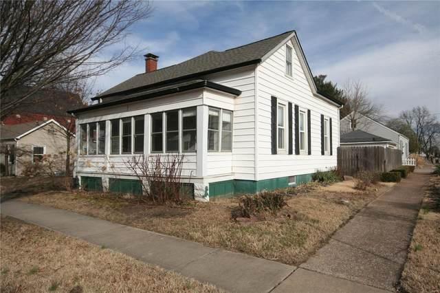 318 S Oak Street, O'Fallon, IL 62269 (#21002152) :: St. Louis Finest Homes Realty Group