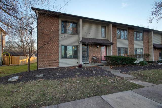 26 Timberbrook Drive D, Saint Peters, MO 63376 (#21002181) :: Realty Executives, Fort Leonard Wood LLC