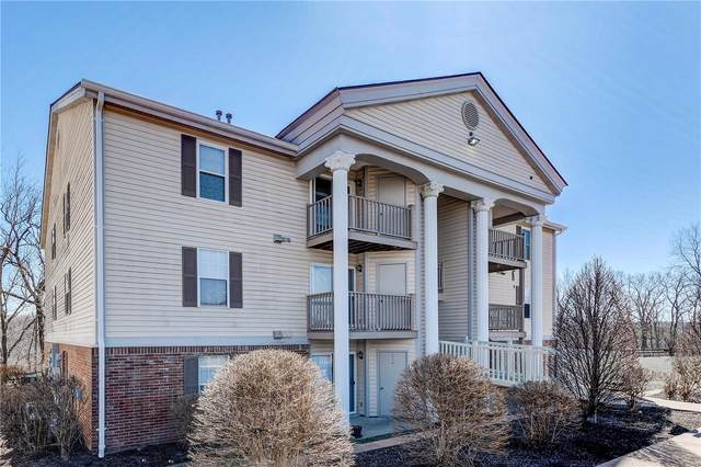 757 Ridgeside Drive F, Ballwin, MO 63021 (#21002185) :: The Becky O'Neill Power Home Selling Team