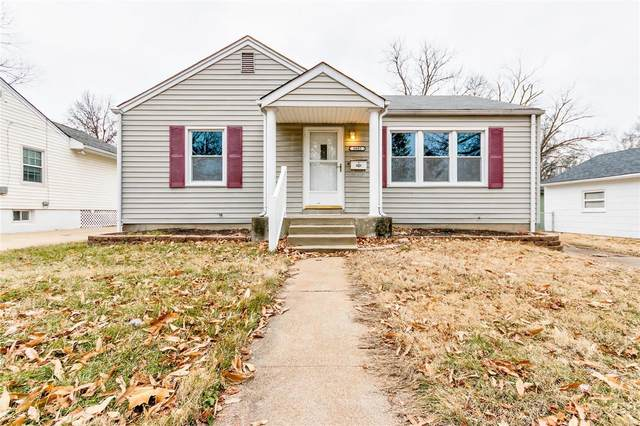9805 Eastbrook, St Louis, MO 63114 (#21002232) :: Parson Realty Group