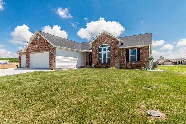 472 Hayden Drive, Waterloo, IL 62298 (#21002253) :: Matt Smith Real Estate Group