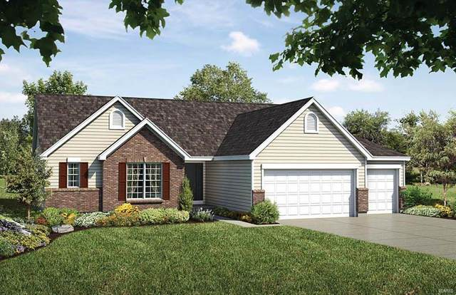 1626 Westlake Court, Pacific, MO 63069 (#21002254) :: Clarity Street Realty
