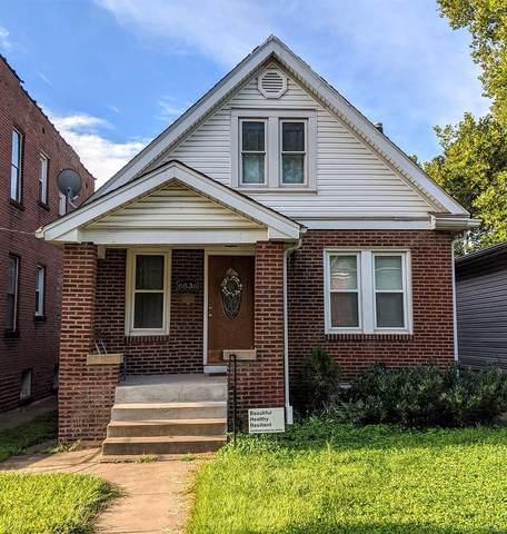 6836 Waldemar Avenue, St Louis, MO 63139 (#21002269) :: Parson Realty Group