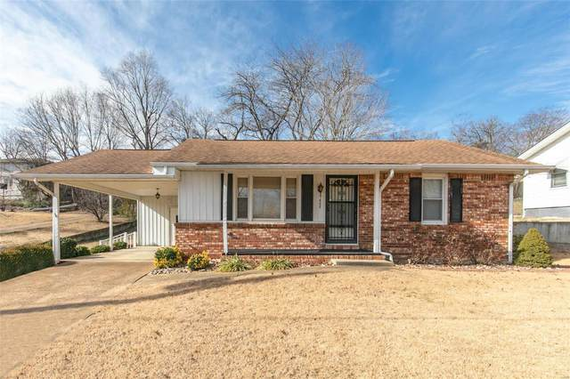 807 Jackson Street, Doniphan, MO 63935 (#21002272) :: The Becky O'Neill Power Home Selling Team