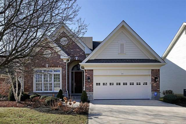715 Clayton Corners Drive, Ballwin, MO 63011 (#21002277) :: The Becky O'Neill Power Home Selling Team