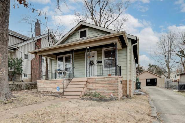 7418 Nottingham Avenue, St Louis, MO 63119 (#21002279) :: Clarity Street Realty