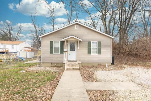 208 Potts Street, Jerseyville, IL 62052 (#21002286) :: Clarity Street Realty