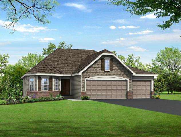 411 Ava Renee Drive, Manchester, MO 63021 (#21002287) :: Parson Realty Group
