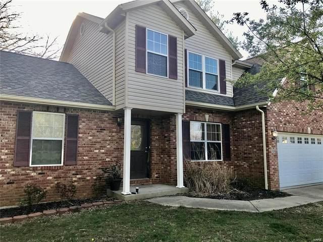 310 N Lucas Street, Maryville, IL 62062 (#21002292) :: Matt Smith Real Estate Group