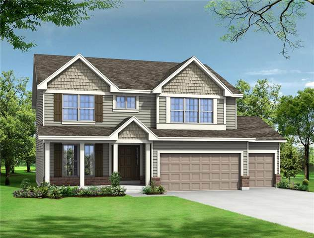 427 Ava Renee Drive, Manchester, MO 63021 (#21002299) :: Parson Realty Group