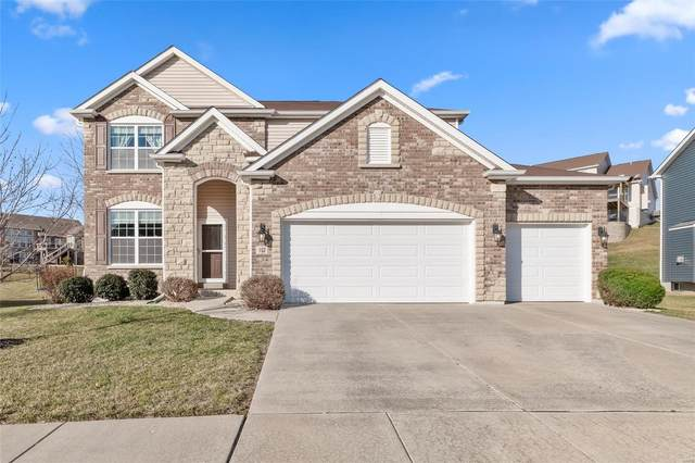 152 Wilmer Valley Drive, Wentzville, MO 63385 (#21002303) :: Clarity Street Realty