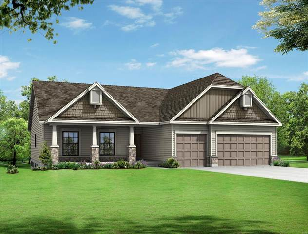 622 Brent Alan Way, Manchester, MO 63021 (#21002323) :: Matt Smith Real Estate Group