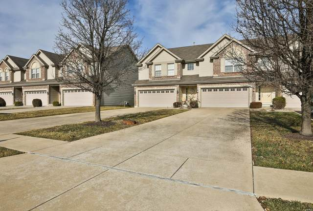 209 Prominence Lane, Lake St Louis, MO 63367 (#21002331) :: St. Louis Finest Homes Realty Group