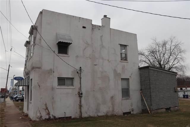 825 S Illinois, Belleville, IL 62220 (#21002347) :: Clarity Street Realty