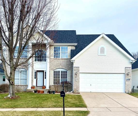 1232 Arbor Bluff Circle, Ballwin, MO 63021 (#21002385) :: The Becky O'Neill Power Home Selling Team