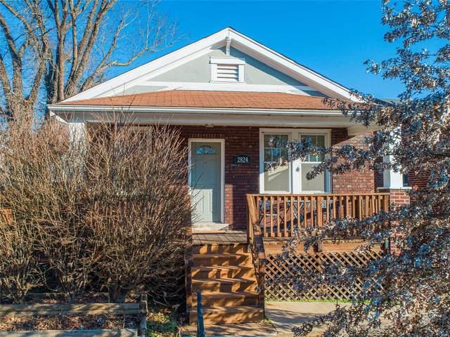2824 Clifton Avenue, St Louis, MO 63139 (MLS #21002392) :: Century 21 Prestige