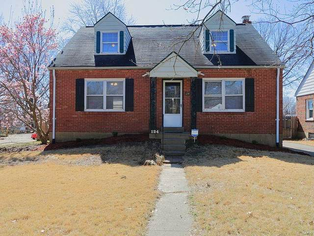 124 Habecking Drive, St Louis, MO 63137 (#21002407) :: The Becky O'Neill Power Home Selling Team