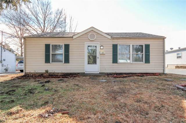 30 Saint Celeste, Florissant, MO 63031 (#21002408) :: The Becky O'Neill Power Home Selling Team