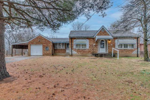 2722 Lemay Ferry, St Louis, MO 63125 (#21002422) :: Peter Lu Team